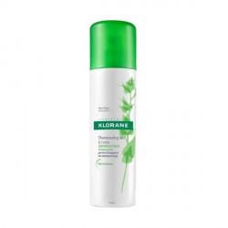 KLORANE - Shampooing Sec à l'Ortie - Séboréducteur - Cheveux gras - 150ml