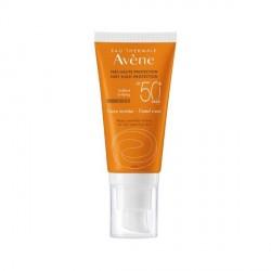 AVÈNE - Crème solaire teintée très haute protection SPF50 - Peaux sensibles - 50ml