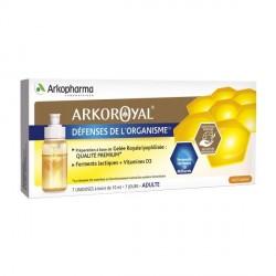 ARKOPHARMA - Arkoroyal - Défenses de l'organisme - 7 x 10ml