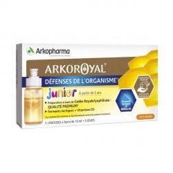 ARKOPHARMA - Arkoroyal Enfants - Défenses de l'organisme - 5 x 10ml