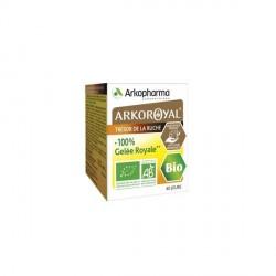 ARKOPHARMA - Arkoroyal - Trésor de la ruche - 100% gelée royale Bio - 40g