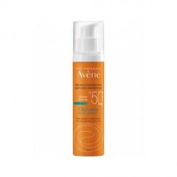 AVÈNE - Cleanance - Soin solaire matifiant très haute protection SPF50 - Peaux grasses à imperfections - 50ml