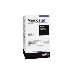 NHCO - Memostat - Santé Cérébrale & Mémoire - 56 comprimés + 28 capsules