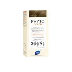 PHYTO - Phytocolor - Coloration permanente - 7.3 blond doré - 112ml