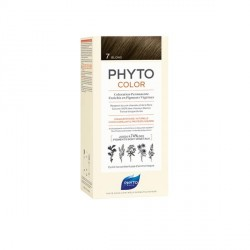 PHYTO - Phytocolor - Coloration permanente - 7 blond - 112ml