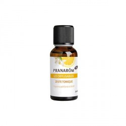 PRANARÔM - Les diffusables - Zeste Tonique Bio - 30ml