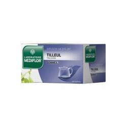 MEDIFLOR - Sommeil - Infusion Tilleul - 24 sachets