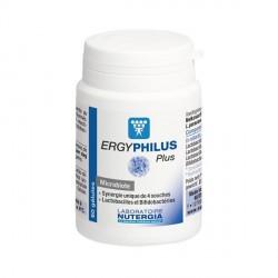 NUTERGIA - Ergyphilus Plus - Microbiote - 30 gélules