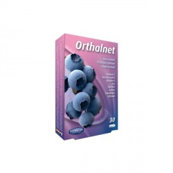 ORTHONAT - Orthalnet - Fatigue Oculaire Passagère - 30 gélules