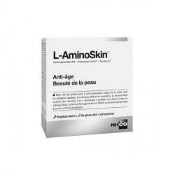 NHCO - L-AminoSkin - Anti-âge & Beauté de la peau - 2 x 56 gélules