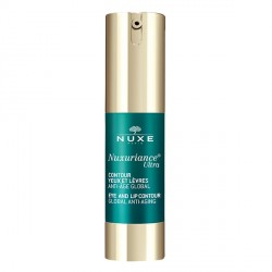 NUXE - Nuxuriance Ultra - Contour Yeux et Lèvres - Anti-âge Global - 15ml