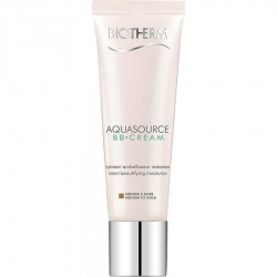 BIOTHERM - Aquasource - BB Cream SPF15 - Peau Médium à Doré - 30 ml