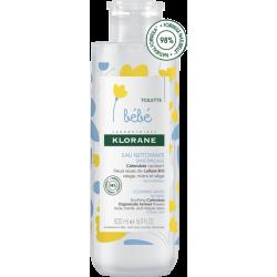 Klorane bébé eau nettoyante sans rinçage 500ml