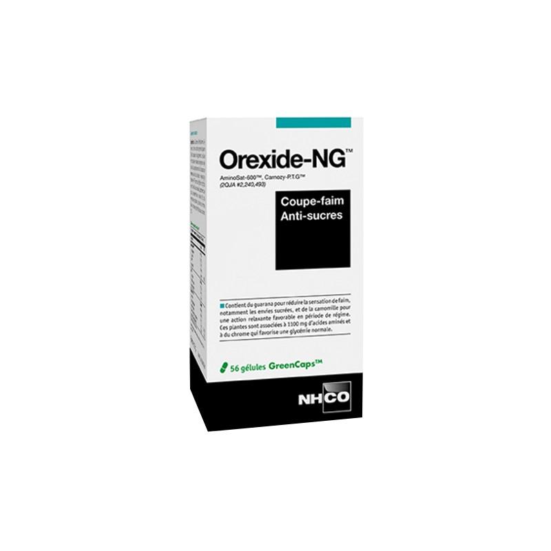 NHCO - Orexide-NG - Satiété & Anti-sucre - 56 gélules ...