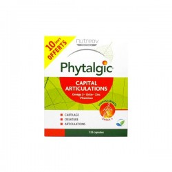 NUTREOV - Phytalgic - Capital Articulations - 135 capsules