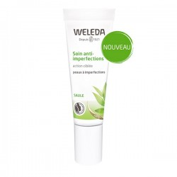 WELEDA - Soin anti-imperfections - Peaux à imperfections - 10ml