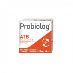 PROBIOLOG - ATB - Programme de 10 jours -10 Gélules