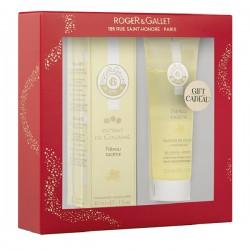 ROGER & GALLET - Coffret Néroli Facétie - Extrait de cologne 30ml + Parfum de douche 50ml Offert