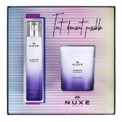 NUXE - Coffret - Le soir des possibles - Eau de parfum 50ml + Bougie 140g Offerte