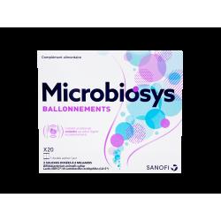 SANOFI - Microbiosys - Ballonnements - 12 sachets