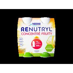 NESTLÉ - Renutryl - Concentré fruity - Saveur pomme - 4x200ml