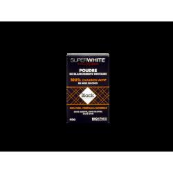BIOSYNEX - Superwhite - Poudre de blanchiment dentaire - 40g