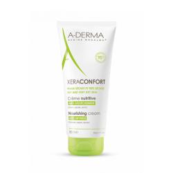 A-DERMA - XeraConfort - Crème nutritive anti-dessèchement - Peaux sèches à très sèches - 200ml