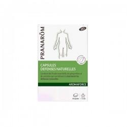 Pranarôm Aromaforce Capsules défenses naturelles bio 30 capsules