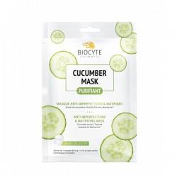 Biocyte Cucumber Mask purifiant masque anti-imperfections & matifiant 1 sachet 10g