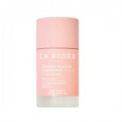 LA ROSÉE - Masque en stick régénérant 3 en 1 à l'argile blanche - Peaux sensibles - 75ml