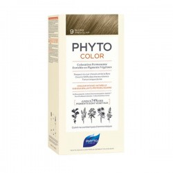 Phyto Phytocolor Coloration permanente 9 blond très clair 112ml