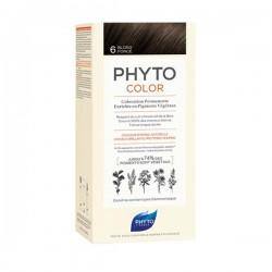 PHYTO - Phytocolor - 6 Blond foncé - Coloration permanente - 112ml