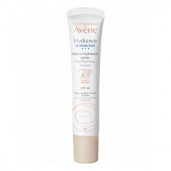 Avène Hydrance bb-light émulsion hydratante teintée spf 30 tube 40ml
