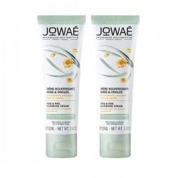 JOWAÉ - Crème nourrissante mains et ongles - 2 x 50ml