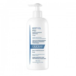 DUCRAY - Kertyol P.S.O - Baume hydratant quotidien - Corps - Peaux à tendance psoriasique - 400ml