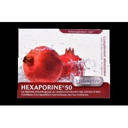 TEXINFINE - Hexaporine 50mg - 45 comprimés