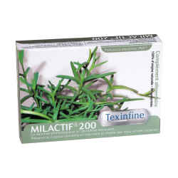 TEXINFINE - Milactif 200mg - 60 comprimés
