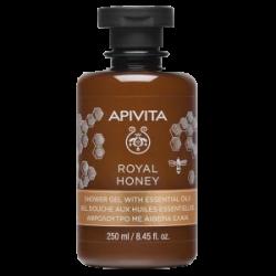 APIVITA - Royal Honey - Gel douche aux huiles essentielles - 250ml