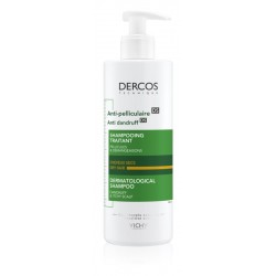 Vichy Dercos Shampoing Anti-Pelliculaire Cheveux 390ml