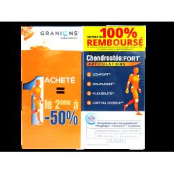 GRANIONS - Chondrostéo+fort - Articulations - 120 comprimés - + 2ème à - 50% - 120 comprimés