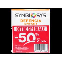 BIOCODEX - Symbiosys - Defensia enfant - Offre spéciale -50% sur la 2ème boite - 30 sticks