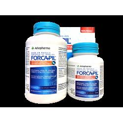 ARKOPHARMA - Forcapil - Fortifiant kératine + - Cheveux affaiblis - 180 gélules