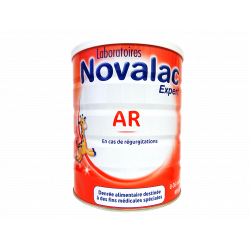 NOVALAC - Expert - AR - Régurgitations - 0-36 mois - 800g