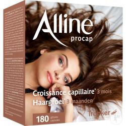TRENKER - Alline procap - Croissance capillaire - Complément alimentaire - 180 gélules