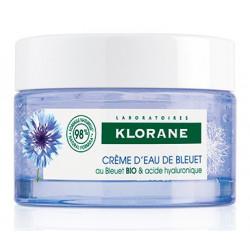 KLORANE - Crème d'eau au bleuet - Hydratante - 50ml
