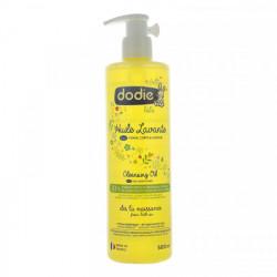 DODIE - Bébé - Huile lavante - Visage, corps et cheveux - 500ml