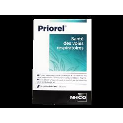 NHCO - Priorel - Santé des voies respiratoires - Complément alimentaire - 56 gélules