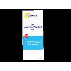 COOPER - Gel hydroalcoolique - oms - Sans rinçage - 90ml