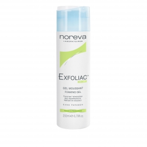 NOREVA - Exfoliac - Gel Moussant - 200ml