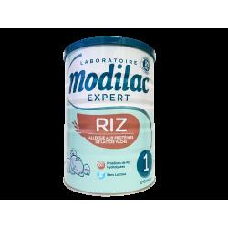 MODILAC - Expert - Riz - Allergies - 0-6 mois - 800g